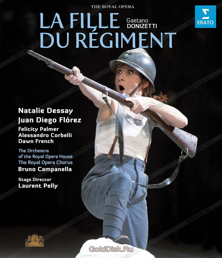 dessay florez fille du regiment Boydonizetti: la fille/dessay, florez dvd review by: robert levine artistic quality: 10 sound quality: 10 for most of us, there has been only one marie and one.