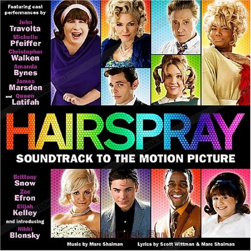 Саундтреки из лака для волос