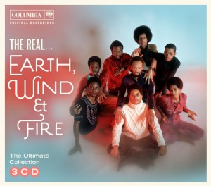 Audio CD Earth, Wind & Fire. The Real… Earth, Wind & Fire