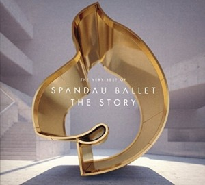Audio CD Spandau Ballet. The Story - The Very Best Of