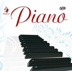 Audio CD Various Artists. Piano Best