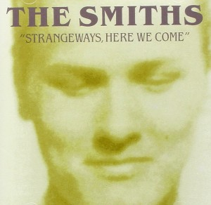 Audio CD The Smiths. Strangeways, Here We Come