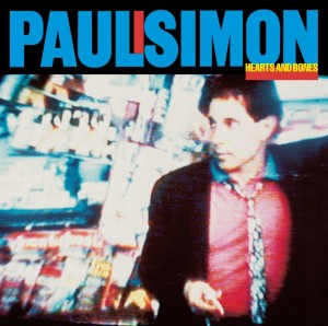 Audio CD Paul Simon. Hearts And Bones