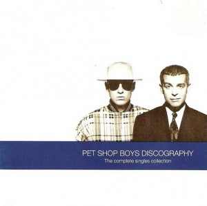 Audio CD Pet Shop Boys. Discography. The Complete Singles Collection