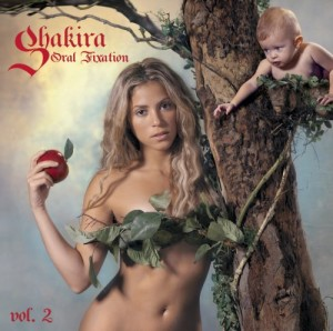Audio CD Shakira. Oral Fixation Vol. 2