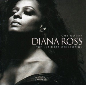Audio CD Diana Ross. One Woman - The Ultimate Collection