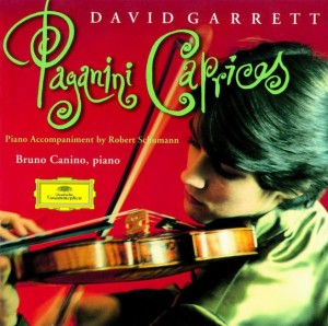 Audio CD David Garrett. Paganini. Caprices For Violin Op.24