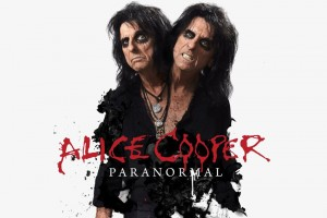 Audio CD Alice Cooper. Paranormal (+ T-Shirt(XL))