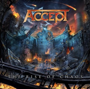 Audio CD Accept. The Rise Of Chaos
