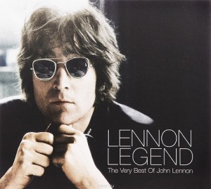 Audio CD John Lennon. Legend