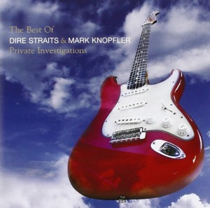 Audio CD Dire Straits. Private Investigations - The Best Of