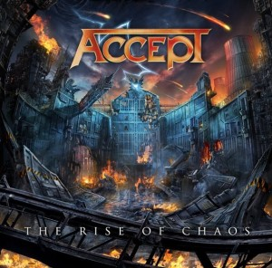 Audio CD Accept. The Rise Of Chaos (Limited Edition)