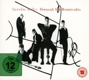 DVD + Audio CD Spandau Ballet. Through The Barricades