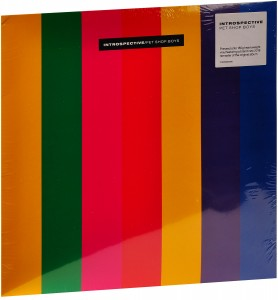 LP Pet Shop Boys. Introspective (LP)