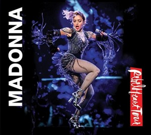 Blu-Ray + Audio CD Madonna. Rebel Heart Tour