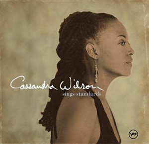 Audio CD Cassandra Wilson. Sings Standards