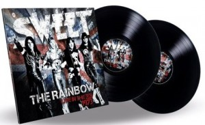 LP Sweet. The Rainbow (Sweet Live In The UK) (New Vinyl Edition) (LP)