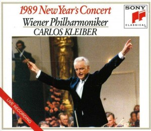 Audio CD Carlos Kleiber. New Year's Day in Vienna 1989