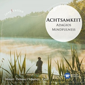 Audio CD Various. Achtsamkeit - Adagios Mindfulness