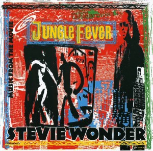 Audio CD Stevie Wonder. Music From The Movie Jungle Fever