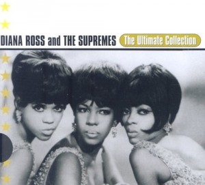 Audio CD Diana Ross, The Supremes. The Ultimate Collection. Diana Ross & The Supremes