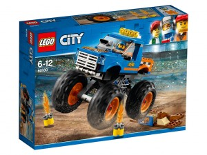 товар Конструктор LEGO. City Great Vehicles Монстр-трак
