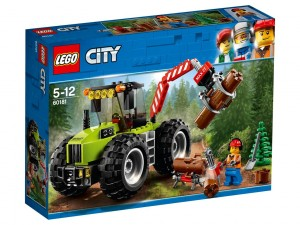 товар Конструктор LEGO. City Great Vehicles Лесной трактор