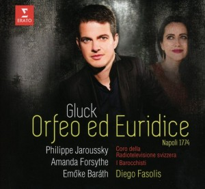 Audio CD Philippe Jaroussky. Gluck: Orfeo ed Euridice (Limited Edition)
