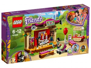 товар Конструктор LEGO. Friends Сцена Андреа в парке