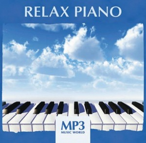 MP3 (CD) Mp3 Music World. Relax Piano