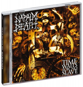 Audio CD Napalm Death. Time Waits For No Slave