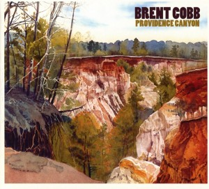 Audio CD Brent Cobb. Providence Canyon