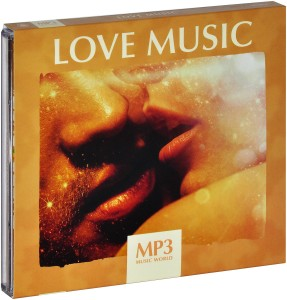 MP3 (CD) Love Music