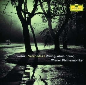 Audio CD Myung-Whun Chung. Dvorak. Serenades For Strings And Winds