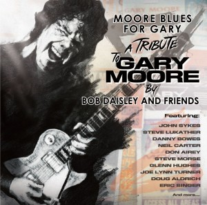 Audio CD Bob Daisley And Friends. Moore Blues For Garry