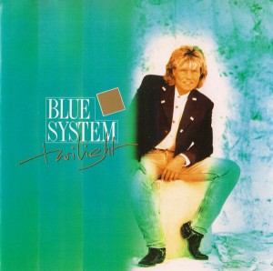 LP Blue System. Twilight (Exclusive in Russia) (LP)
