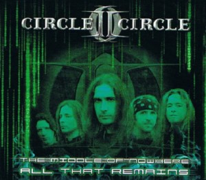 Audio CD Сircle II Circle. The Middle Of Nowhere / All That Remains