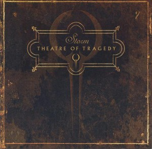 Audio CD Theatre Of Tragedy. Storm