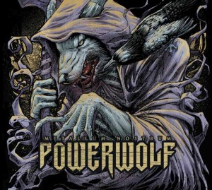 Audio CD Powerwolf. Metallum Nostrum