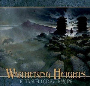 Audio CD Wuthering Heights. To Travel For Evermore