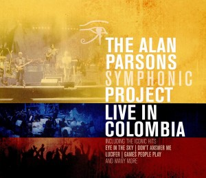 Blu-Ray The Alan Parsons Symphonic Project. Live in Colombia