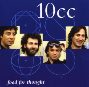 Audio CD 10cc. Food For Thought