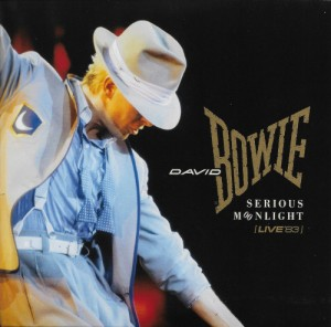 Audio CD David Bowie. Serious Moonlight (Live '83)