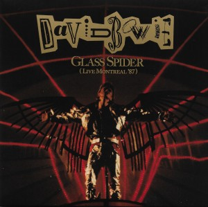 Audio CD David Bowie. Glass Spider (Live Montreal '87)