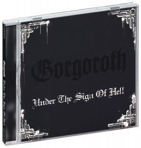 Audio CD Gorgoroth. Under The Sign Of Hell
