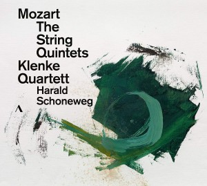 Audio CD Harald Schoneweg / Klenke Quartett. Mozart: The String Quintets
