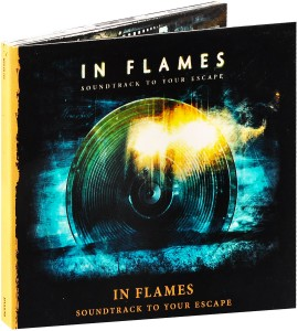 Audio CD In Flames. Soundtrack To Your Escape
