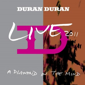 Audio CD Duran Duran. A Diamond In The Mind - Live 2011