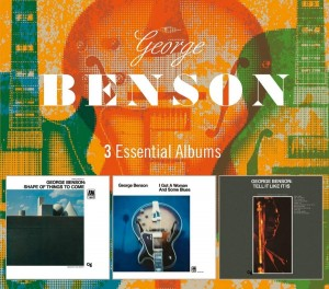 Audio CD George Benson. Essential Albums