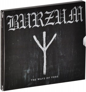 Audio CD Burzum. The Ways Of Yore